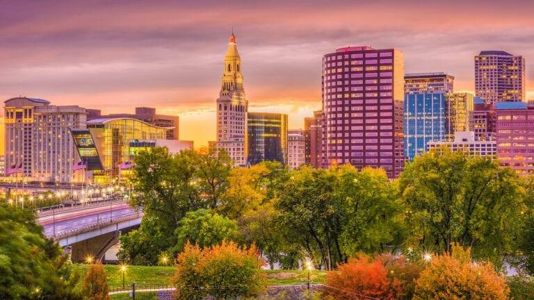 best job markets - Connecticut