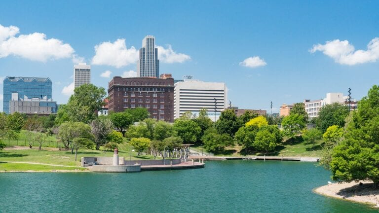 best job markets - Nebraska