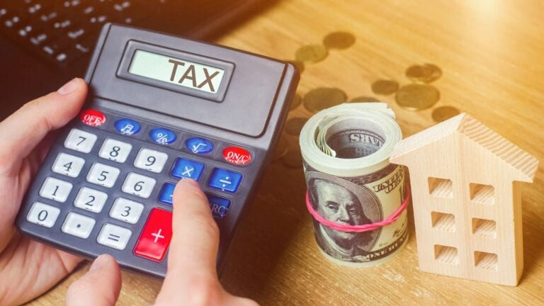 how much do you need to buy a rental property - property taxes