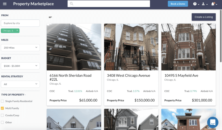 foreclosed multi family homes for sale in Chicago