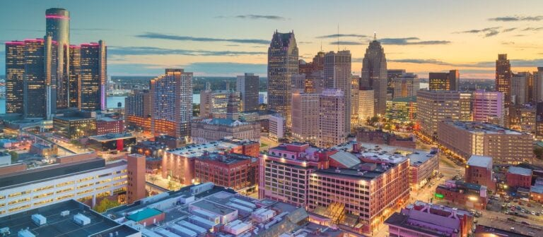 Michigan housing market 2020 - Detroit