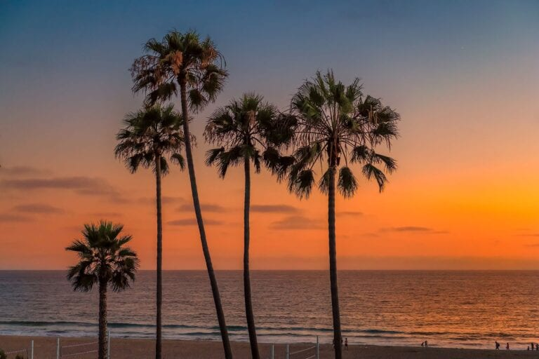 best cities for Airbnb include Manhattan Beach, CA