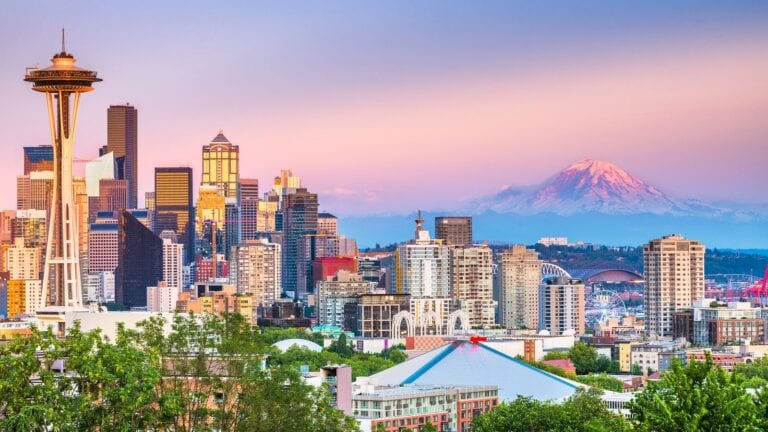 best cities in the Washington housing market 2020