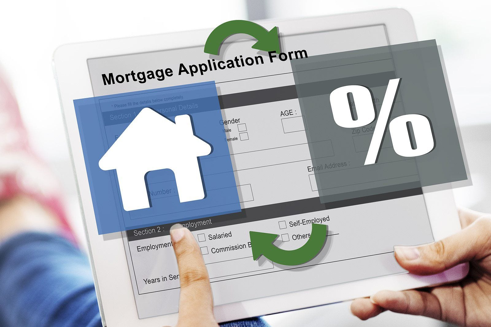 interest rate mortgage for investment property