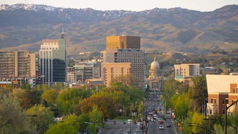 emerging real estate markets - Boise