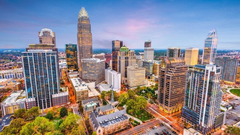 emerging real estate markets - Charlotte