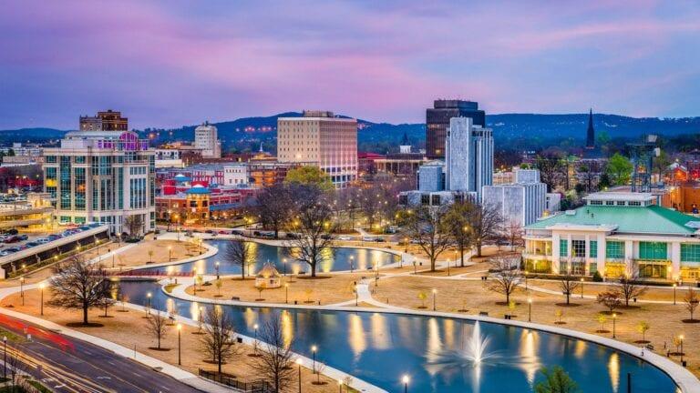 emerging real estate markets - Huntsville