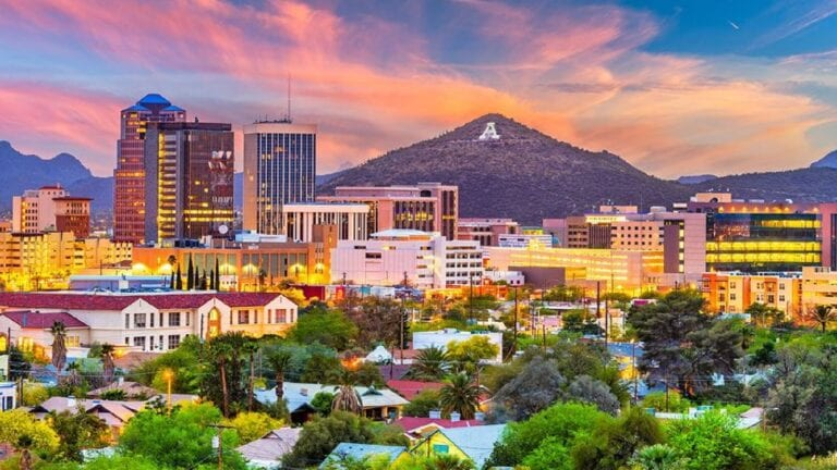 emerging real estate markets - Tucson