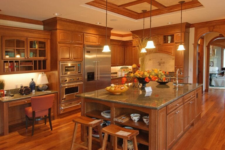 expensive real estate may include a luxury kitchen