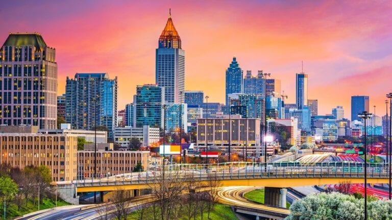 fastest growing economies - Atlanta