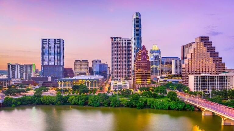 fastest growing economies - Austin