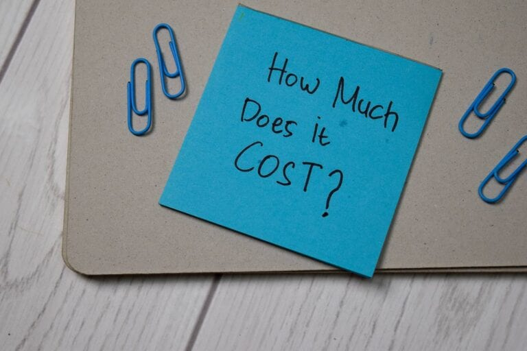 how much does it cost to evict