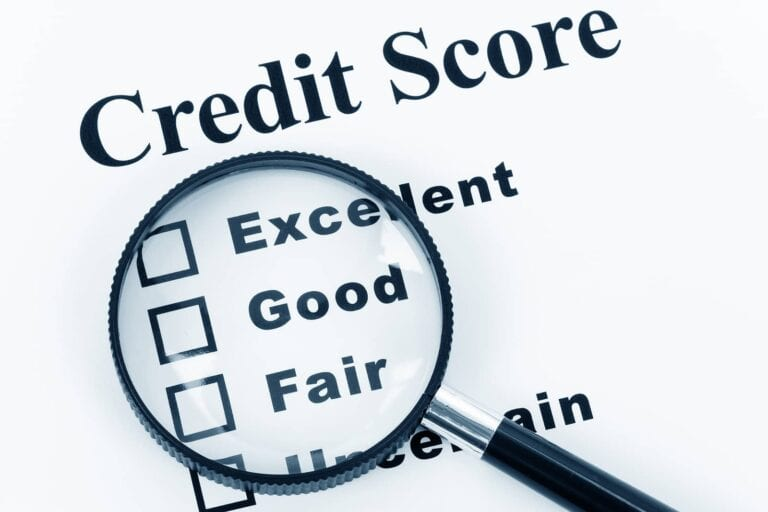 credit score for investment property loans