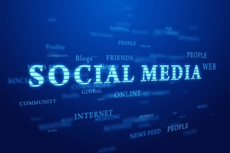 use social media to find hard money lenders
