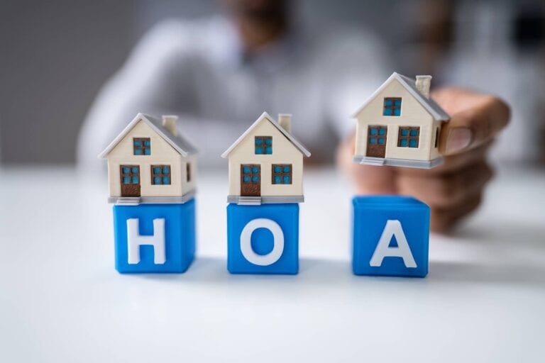 HOA rules for condo investments