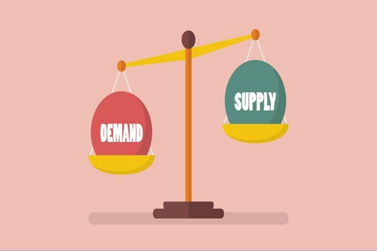 housing market crash caused by supply demand imbalance