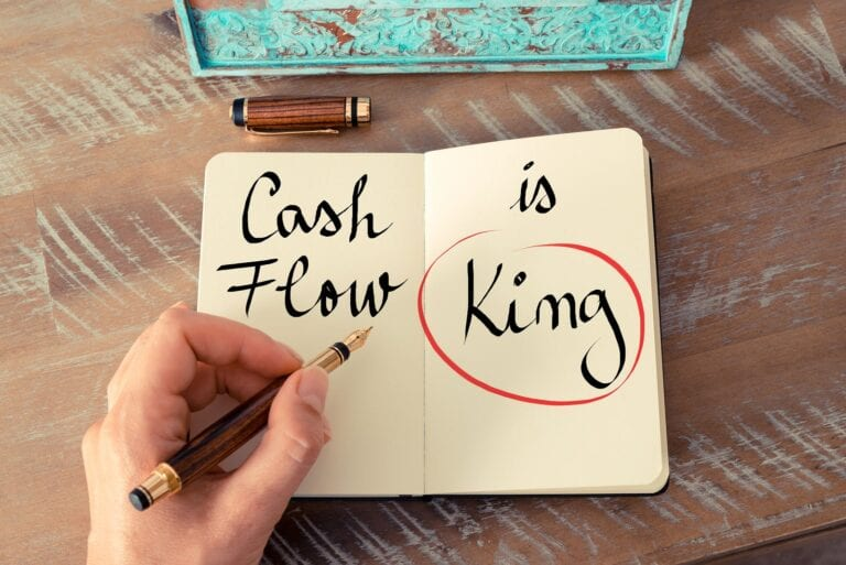 cash flow is key to a good income property