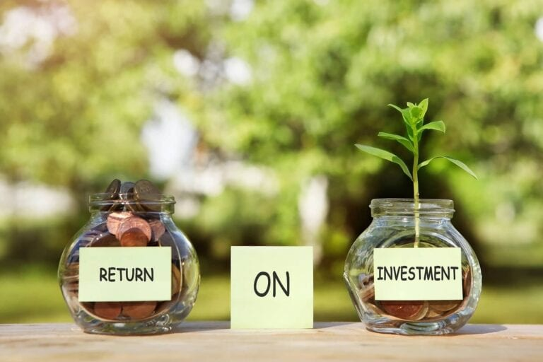 real estate note investing returns