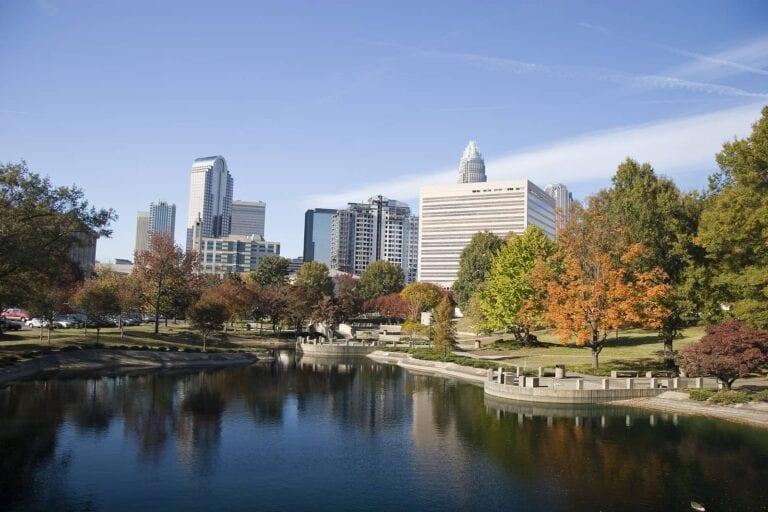best Airbnb neighborhoods in Charlotte housing market