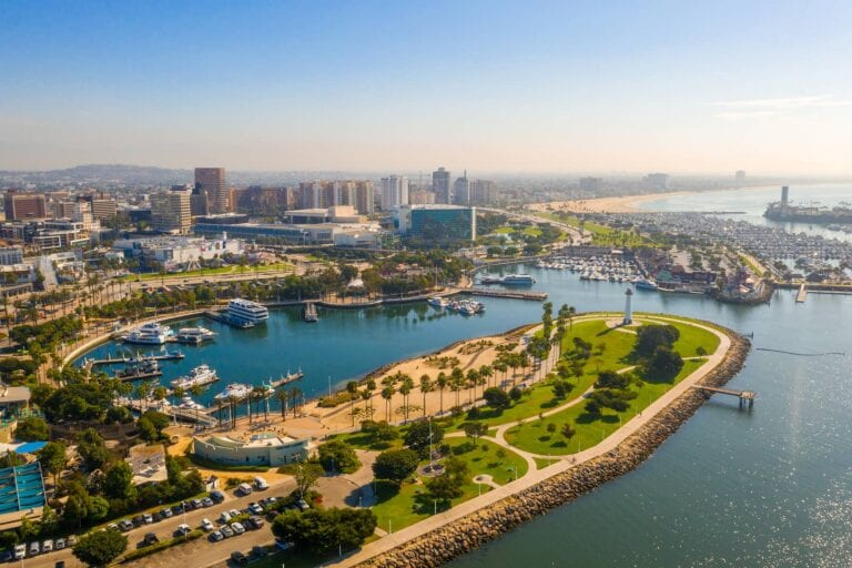 best neighborhoods for Airbnb Long Beach 2021