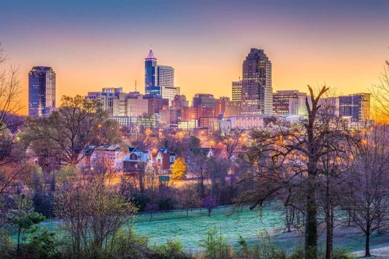 Raleigh housing market 2021