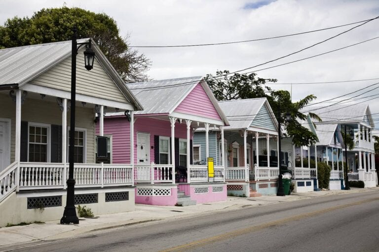 key west is one of the cities with highest rents