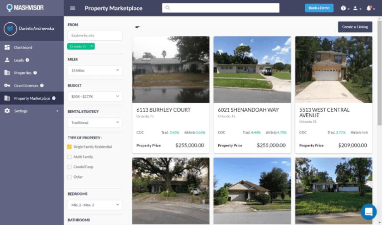 Buying a House at Auction - Mashvisor Property Marketplace