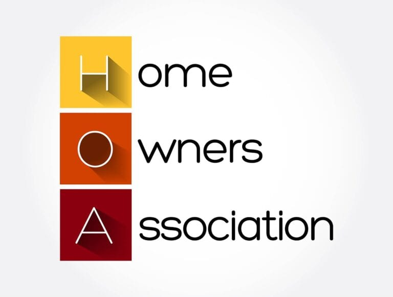 Buying a Townhouse: Consider the HOA