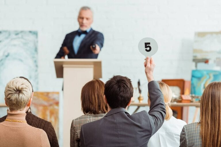 How to Buy an Investment Property at a Real Estate Auction in 2021: Participate