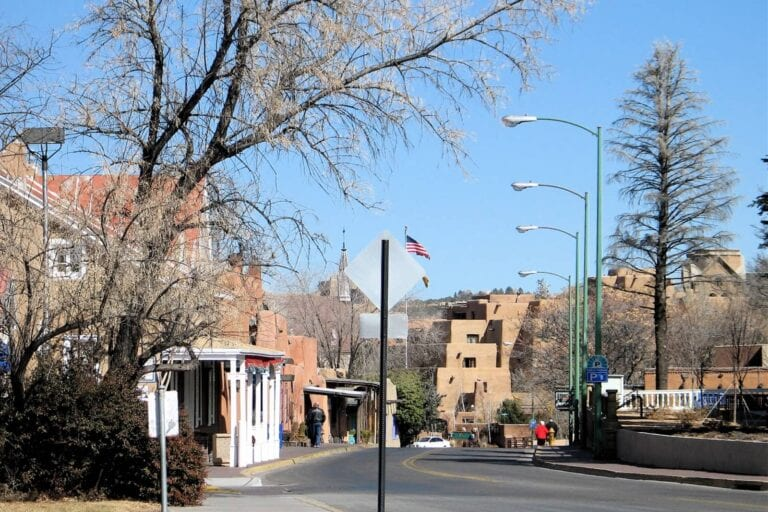 The 10 Best Small Towns to Invest in Real Estate in 2021: Santa Fe Real Estate Market