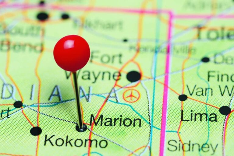 Most Profitable Locations for Traditional Cash on Cash Return 2021: Marion
