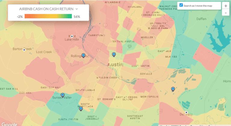 Austin Real Estate Market - Airbnb Rentals