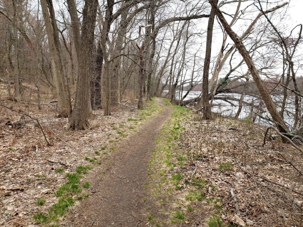 Buying a Rental Property - Path Leading to the Nearby River