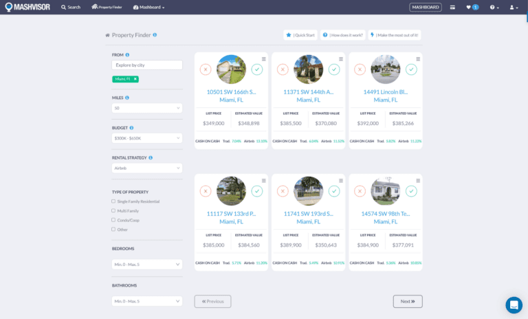 Best Property Search Tools for Investors - Property Finder