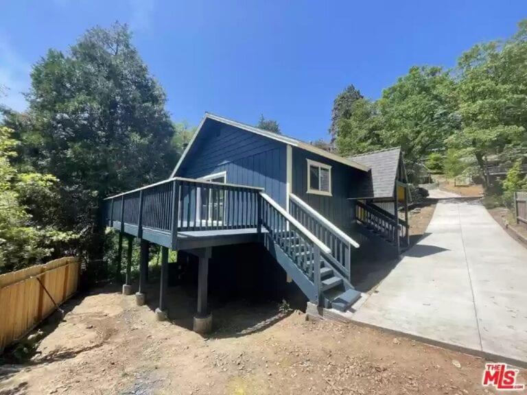 Real Estate Podcast 20: Airbnb Crestline Rental Property