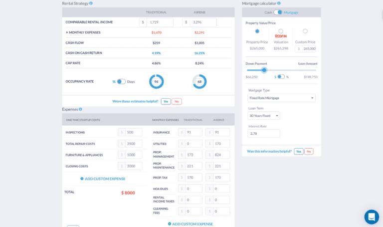 Rental Calculator: Investment Property Analysis