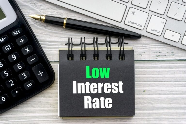 low interest rates dominate the current housing market