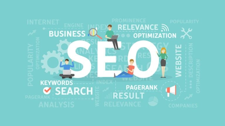 SEO is great for organic property management advertising