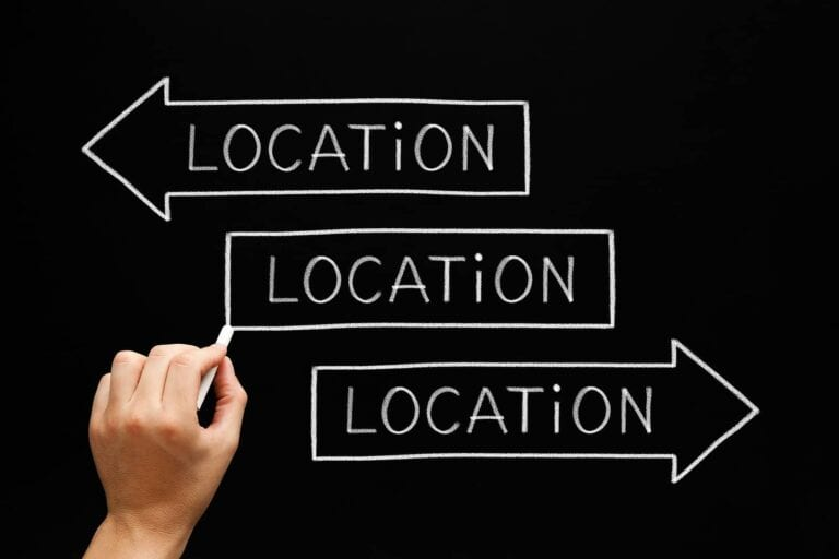 Location is a critical aspect of real estate investing
