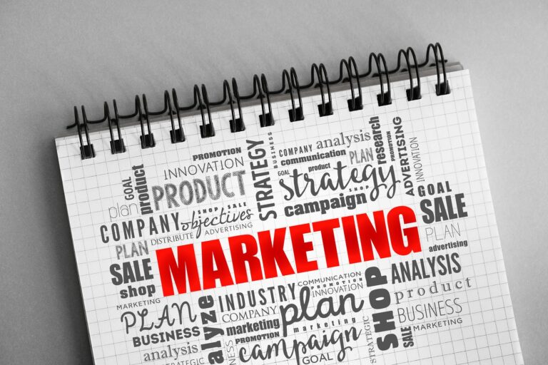 Marketing is an integral part of the selling process