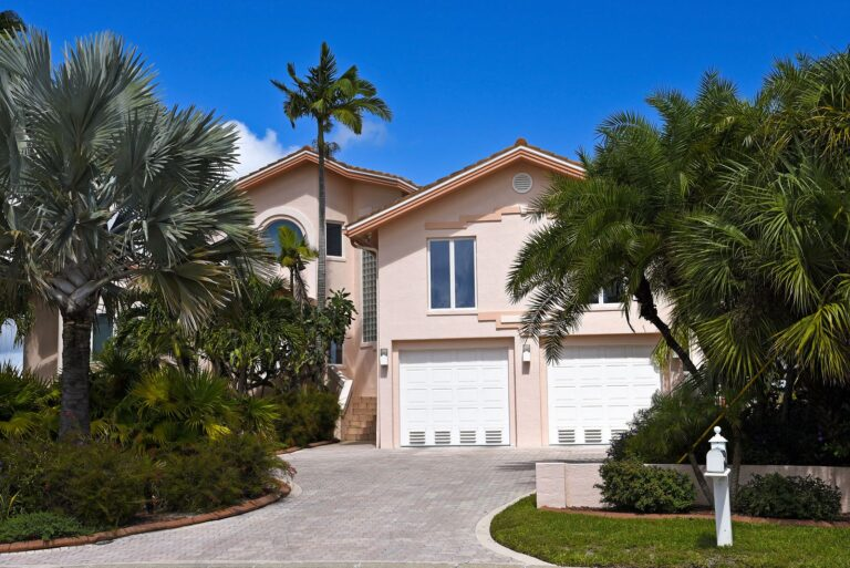 Aesthetic appeal is an important aspect to consider when deciding between concrete vs asphalt driveways