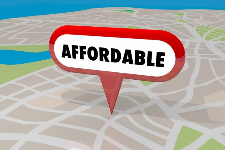 Here are the most affordable places in Georgia