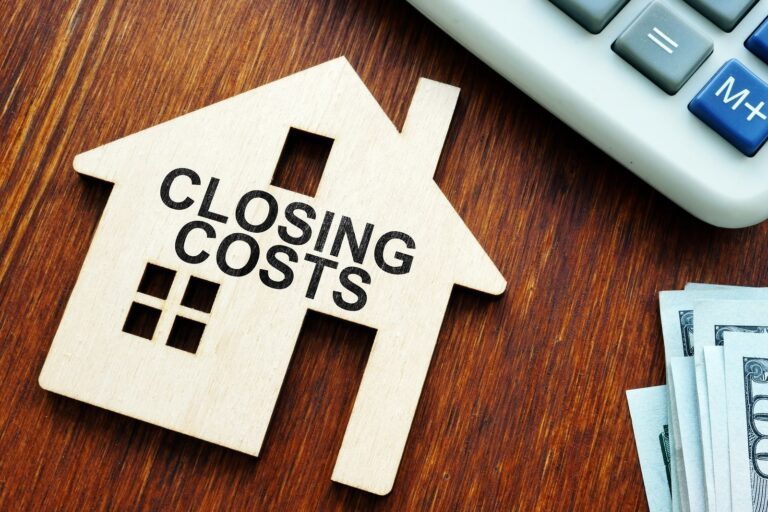 Here are the closing costs in California